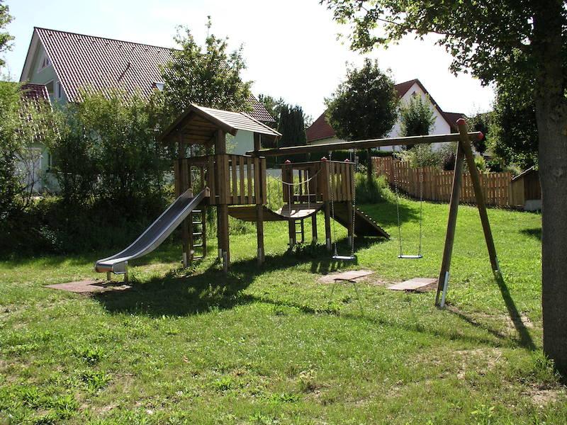 Spielplatz Rohr Hopfenlohe