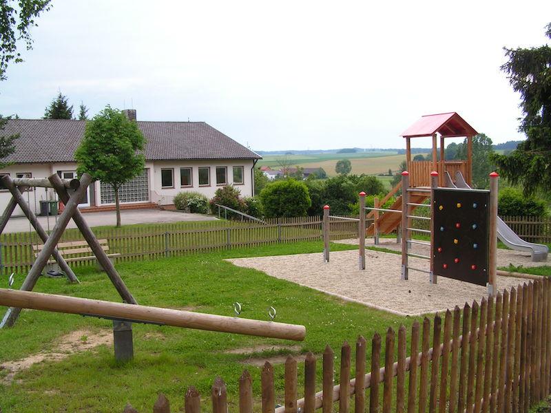Spielplatz Laaberberg