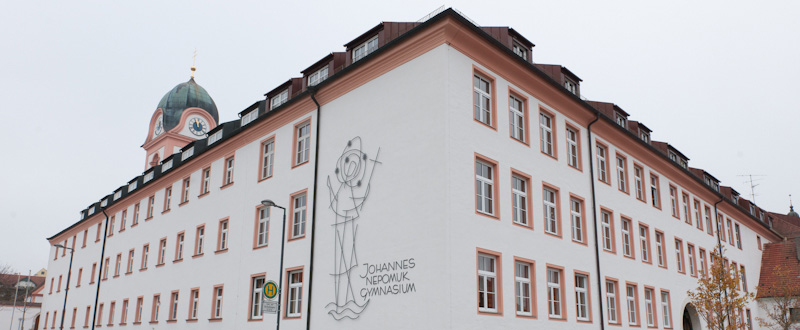 Johannes-Nepomuk-Gymnasium