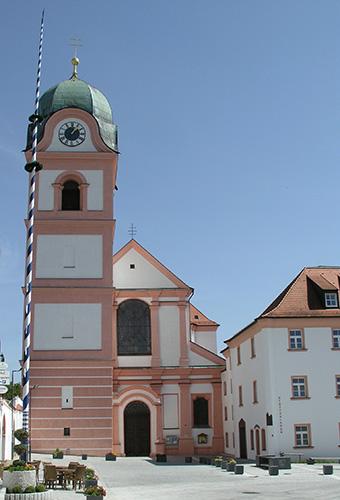 Asamkirche Rohr
