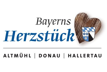 Logo Bayerns Herzstück