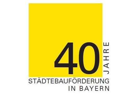 Logo Städtebauförderung Bayern